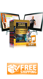 Practice Tests (4 Books, 16 NS DVDs, MP3s, Flashcards, Software for the OAT and Interview DVD)